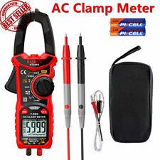 Digital Multimeter Tester Ac Volt Amp Clamp Meter Auto Range Lcd Handheld Meter