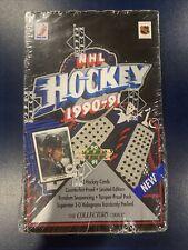 1990-91 Upper Deck NHL Hockey High Series Factory Sealed Box