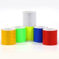 3m Reflektorband reflektierendes klebeband Folie Reflexfolie Warn Aufkleber DE