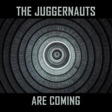 The Juggernauts: The Juggernauts Are Coming (CD) Klinik, Dive, EBM