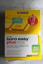 Lexware büro easy plus 2012 (Version 6.00) von Lexware | Software | Neu