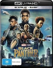Black Panther - 4K Ultra HD