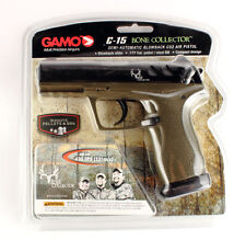 Gamo C-15 Bone Collector 611139354 Pellet/BB Air Pistol 0.177cal,430fps