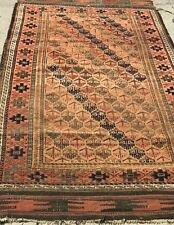 An Authentic Tribal Baluchstan Rug