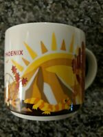 "Starbucks Phoenix ""You Are Here"" 2015 Collection Coffee Mug 14oz Used - Like New"