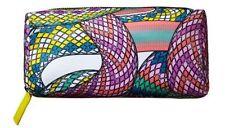 Sonia Kashuk  Makeup Cosmetic Organizer Bag Pouch Case Single Zip Snake