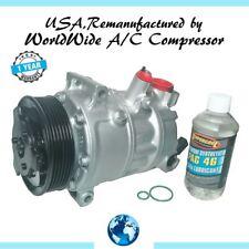 2010-2012 Audi A3 2.0L DSL,2010-2014 CC 3.6L OEM A/C Compressor