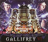 GALLIFREY VI CD by , NEW Book, FREE & FAST Delivery, (Unknown Binding)