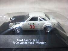 Ford Escort MK? 1000 Lakes 1968 1:87 Scale WRC Machine