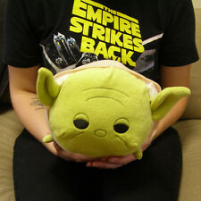 "Star Wars Yoda Tsum Tsum (MEDIUM) 12"" plush toy."
