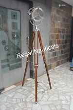 Nautical Search Light, Spot Lamp Deginer Light With Tripod Stand,