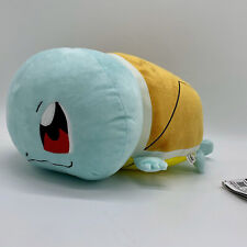 Pokemon Squirtle Plush Soft Toy Stuffed Animal Doll Bolster Pillow Teddy 11""