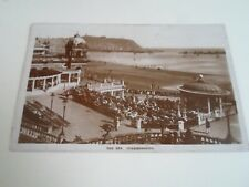 Vintage Real Photo Postcard  THE SPA SCARBOROUGH Franked+Stamped 1922    §A647