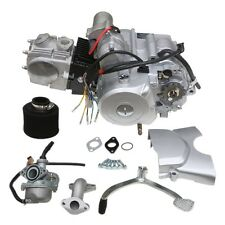 3+1 125cc Semi-auto Clutch Engine Motorbike Atomik Dirt +Air filter+Carby LIFAN