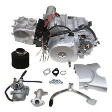 125cc 3+1 Electric Start Semi-Auto Engine Motor F  PIT PRO Trail Dirt Bike USA