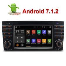 Android DVD Autoradio GPS Navi für Mercedes Benz C/CLK KLASSE W203 W209 MP3