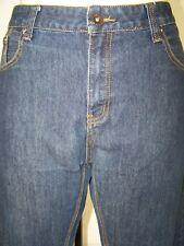 Mark Ecko Blue Classic Five Pocket Skinny Fit Denim Jeans Mens Size 40x33