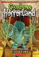 Heads, You Lose! (Goosebumps HorrorLand #15)-ExLibrary