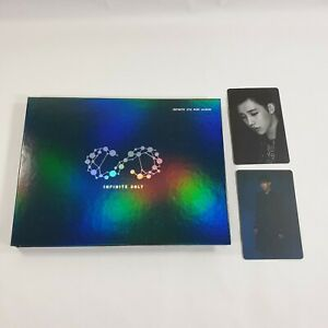 INFINITE 6th Mini Album Only CD Booklet Sungkyu photocard Normal K-POP Opened