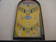 Rare Pin-Cricket board game