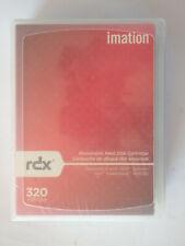 Imation 320GB RDX Removable Storage Disk Data Cartridge - NEW