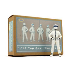 SUPER FANS 1:18 Top Gear The Stig Figure (white) (without car)