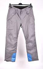 Brandsdal de Norway Nylon Gris Hommes Pantalons de Ski Taille L