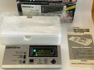 Frisky Tom Bandai FL Electronics Nichibutsu 16270 Video Game System/Vintage 80's