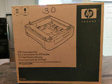 HP Q7556A ** 250 Sheet Paper Tray for HP LaserJet M2727 / 3390 / 3392 ** NEW