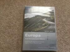GENUINE AUDI  EUROPA NAVIGATION PLUS RNS-E 2 DISC DVD 2011