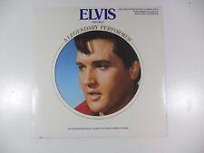 ELVIS A LEGENDARY PERFORMER VOL 4    LP 33 GIRI DISCO VINILE