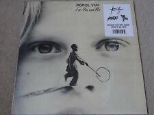 POPOL VUH - FOR YOU AND ME LP VINYL RECORD COLOUR VARIANT LTD EDT 300 SEALED