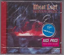 Meat Loaf - Hits Out Of Hell - CD (EPC4504472 Epic Brand New Sealed)