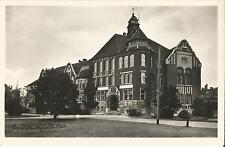 Eilenburg, Oberschule, alte DDR-Foto-Ansichtskarte von 1955