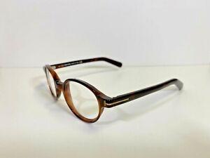 Tom Ford Glasses Frames | TF513 Brown Tortoise Full Rim Eyewear - 47|19|140