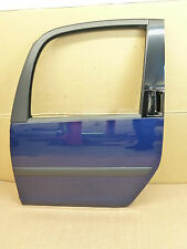 Skoda Roomster 5J original Puerta trasera izquierda Cristal Mango Pacífico Azul
