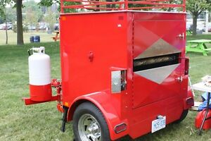 Corn Roaster  - Festivals, Events, Catering - Unique - Reduced Price!