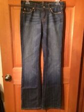 Women's 7 Seven For All Mankind Boot Cut Jeans - Size 25 - NWOT (#27)