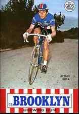 ATTILIO ROTA 1977 GIOS Team G.S BROOKLYN Cyclisme cycling Equipo Ciclista cicli