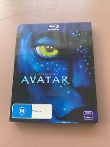 Avatar (Blu-ray, 2010) James Cameron Brand New Sealed Free Postage Australia