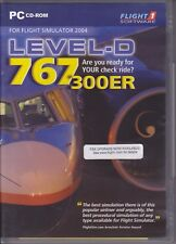 Level-D 767-300ER - AddOn - Flight Simulator