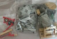 Harry Potter Lego Wall roof Castle Pieces  Mixed Bundle hogwarts express 350g