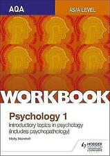 AQA Psychology for A Level Workbook 1: Social Influence, Memory, Attachment, Psychopathology by Molly Marshall (Paperback, 2016)