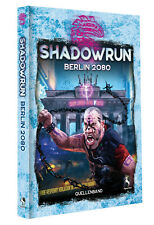 Shadowrun 6: Berlin 2080 - Quellenband - (Hardcover) - PEGASUS PRESS #46110G