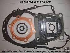 Yamaha DT 175 MX Motordichtsatz gasket set Motor - Dichtsatz pochette de joint