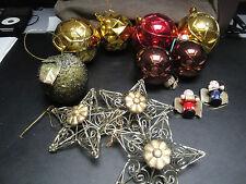 Lot Déco Sapin Noël