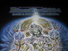 ROMAN VILLAGRANA STRING CHEESE INCIDENT 2004 BYRON BAY AUSTRALIA CONCERT POSTERS