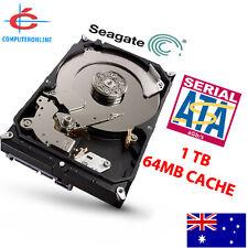 """Seagate ST1000DX001 1TB Desktop SSHD SATA 6Gb/s 3.5"""""""