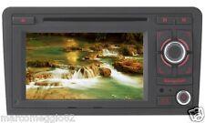 "VM090 Audi Media Station TFT-LCD Navigation DVD Receiver panel 7"""