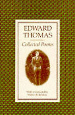 COLLECTED POEMS., Thomas, Edward., Used; Very Good Book